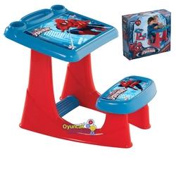 Dede toys - Spiderman Ders Çalışma Masası Yeni