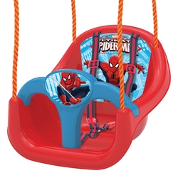 Dede toys - Spiderman Orjinal Lisanslı Çocuk Salıncak