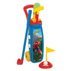 Dede Toys - Spiderman Oyuncak Golf Arabası Seti
