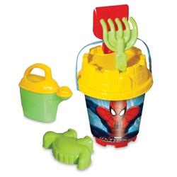 Dede toys - Spiderman Oyuncak Orta Boy Plaj Kova Seti