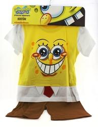 SPONGE BOB - Sponge Bob Kostüm 4-6
