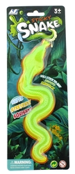 MEGA - Squishy Yeşil Yılan Slime