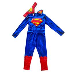 SUPERMAN - Superman Kaslı Kostüm 4-6