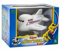 MEGA - Sürtmeli Kırılmaz Kutulu Uçak