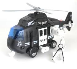 MEGA - Sürtmeli Sesli ve Işıklı Polis Helikopteri
