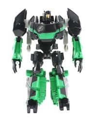 MEGA - T-Rex'e Dönüşen Siyah Robot