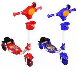 Taşpınar - Taşpınar Çocuk Scooter 3 Teker Frenli Silikon Teker