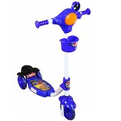 Taşpınar Çocuk Scooter 3 Teker Frenli Silikon Teker - Thumbnail