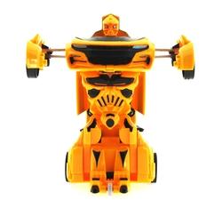 MEGA - Tek Adımda Robota Dönüşen Çek Bırak Araba