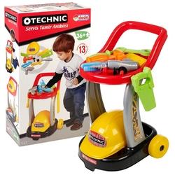 Dede toys - Teknik Servis Arabası Oyuncak