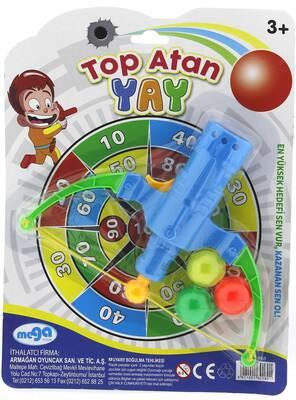 Top Atan Mavi Yay