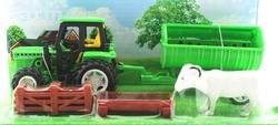 MEGA - Traktör ve Koyunlu Çiftlik Seti