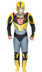 TRANSFORMERS - Transformers Bumblebee Kostüm 10-12 Yaş