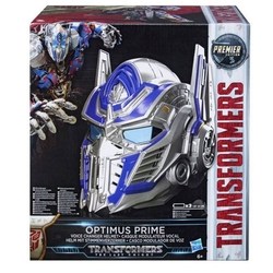 Transformers - Transformers Robot Maske Ses Dönüştürücü 5 Bumblebee C1324