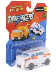 MEGA - Transracers Dönüşen Arabalar Ambulans / Jip