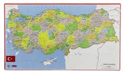 MEGA - Türkiye Haritası Yapboz 40171