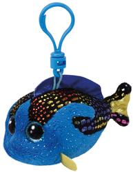 TY - TY Beanie Boo´s Aqua Balık Peluş Anahtarlık