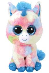 TY - Ty Beanie Boo´s Blitz Mavi Unicorn Peluş 15 Cm