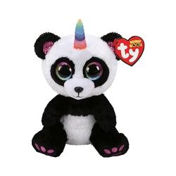TY - TY Beanie Boos Boynuzlu Panda-Paris 15 cm