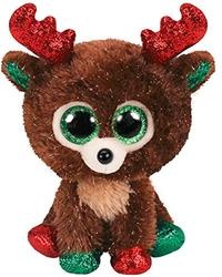 TY - Ty Beanie Boos-Fudge Ren Geyiği 15 cm