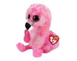 TY - Ty Beanie Boos Kalpli Flamingo Peluş Dainty 15 cm