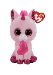 TY - Ty Beanie Boos Kalpli Unicorn Peluş Darling 15 cm