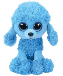 TY - TY Beanie Boo´s Mavi Kaniş Mandy Peluş 25 Cm