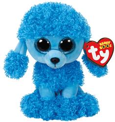TY - Ty Beanie Boos Mavi Kaniş Peluş 15 Cm