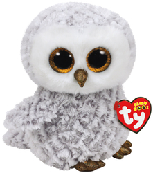 TY - TY Beanie Boo´s Owlette Baykuş Peluş 25 Cm