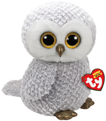 TY - TY Beanie Boo´s Owlette Baykuş Peluş 40 cm