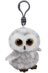 TY - TY Beanie Boo´s Owlette Baykuş Peluş Anahtarlık