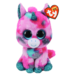 TY - Ty Beanie Boos Peluş Unicorn Gumball 15 cm