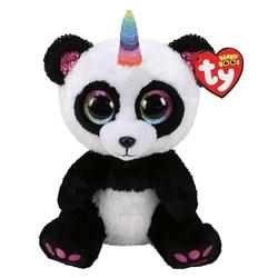 TY - Ty Beanie Boos Peluş Unicorn Panda Paris 21 cm