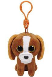 TY - TY Beanie Boo´s Tala Kahverengi Köpek Peluş Anahtarlık