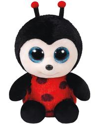 TY - Ty Beanie Boo's Uğur Böceği Izzy Peluş 15 Cm