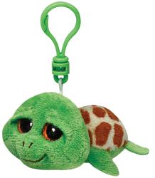 TY - TY Beanie Boo´s Zippy Kaplumbağa Peluş Anahtarlık