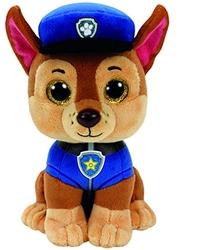 PAW PATROL - TY Chase - Paw Patrol Shepard Dog Reg 15 cm