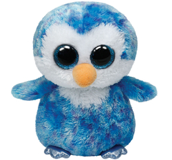 TY - TY Ice Cube - Blue Penguin Reg