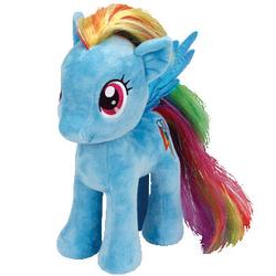 TY - TY My Little Pony Rainbow Dash Peluş 32 cm