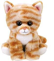 TY - Ty Original Beanies Cleo - Gold Tabby Cat Reg