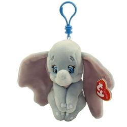 TY - TY Sparkle Sesli Fil-Dumbo Peluş Anahtarlık