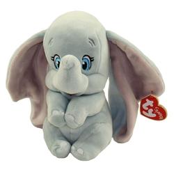 TY Sparkle Sesli Fil-Dumbo Peluş Anahtarlık - Thumbnail