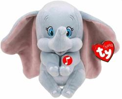 TY - TY Sparkle Sesli Peluş Fil Dumbo 15 cm