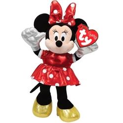 TY - TY Sparkle Sesli Peluş Minnie Mouse Kırmızı 21 cm