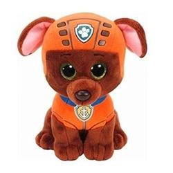 PAW PATROL - TY Zuma - Paw Patrol Labrador Dog Reg 15 cm
