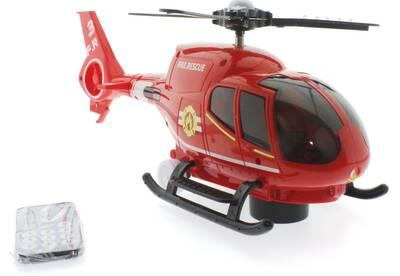 U.K. Çarp Dönsün Kırmızı Helikopter