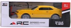 MEGA - U.K. Pilli Sarı Spor Araba Hız Kralı 8220