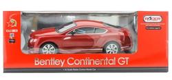 MEGA - U.K. Şarjlı Kırmızı Bentley Continental Gt 980