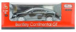 MEGA - U.K. Şarjlı Siyah Bentley Continental Gt 980