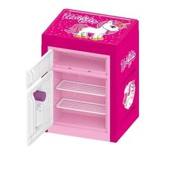 Dolu Oyuncak Fabrikasi - Unicorn Oyuncak Buzdolabı Sesli Aksesuarlı Pembe